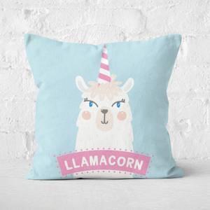 Llamacorn Square Cushion