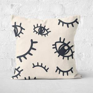 Eye Eye Square Cushion