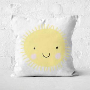 Sunshine Square Cushion