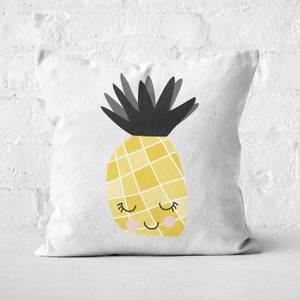 Pineapple Square Cushion
