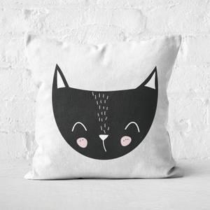 Cat Square Cushion