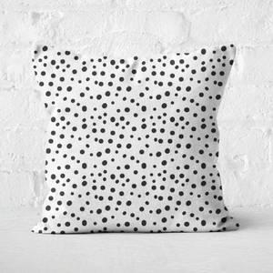 Small Spots Square Cushion