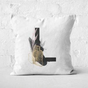 Wabi-Sabi L Square Cushion