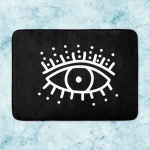 Eye Eye Bath Mat