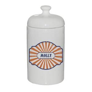 Molly Ceramic Jar