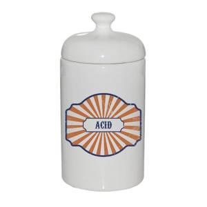Acid Ceramic Jar