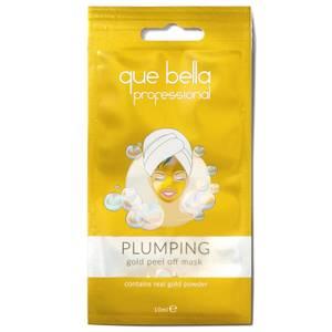 Que Bella Professional Plumping Gold Peel off Mask