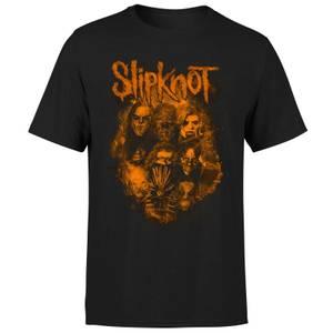 Slipknot Bold Patch T-Shirt - Black