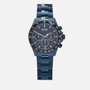 BOSS Hugo Boss Men's Hero Sport Lux Chrono Watch - Rouge Black