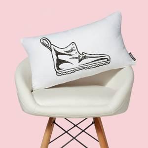 Monopoly Boot Rectangular Cushion