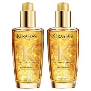 Kérastase Elixir Ultime L'Original Hair Oil Duo 100ml