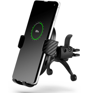 Mixx In-Car Vent Mount Wireless Phone Charger