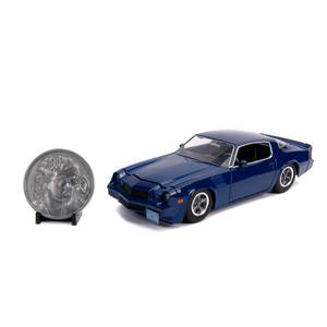 Jada Die Cast 1:24 Stranger Things Billy's Chevy Camaro with Collector's Coin