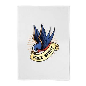 Swallow Free Spirit Cotton Tea Towel