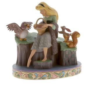 Statuetta de La bella addormentata nel bosco, Rara bellezza (60 Anniversario), Disney Traditions