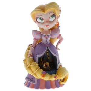 The World of Miss Mindy Presents Disney - Rapunzel Figurine