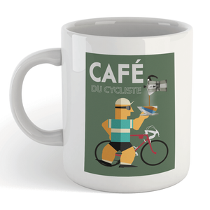 Cafe Du Cycliste Mug
