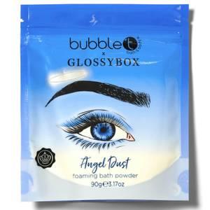 Bubble T x Glossybox Angel Dust Foaming Bath Powder