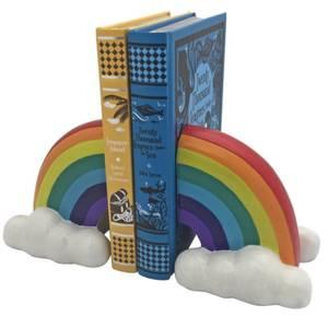 Rainbow Bookend Set