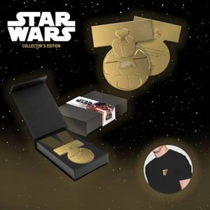 Star Wars Official Medal of Yavin Collector's Pin Badge - Zavvi Exclusive