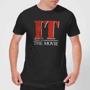 IT The Movie Men's T-Shirt - Black