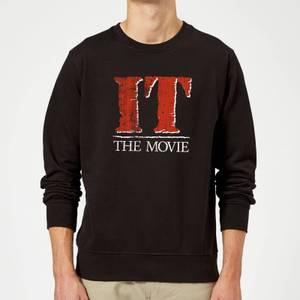 IT The Movie Sweatshirt - Black