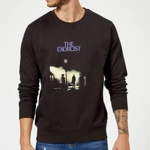 The Exorcist Poster Sweatshirt - Black