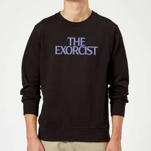 The Exorcist Logo Sweatshirt - Black