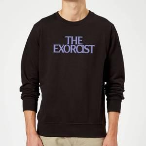 The Exorcist Logo Sweatshirt - Black