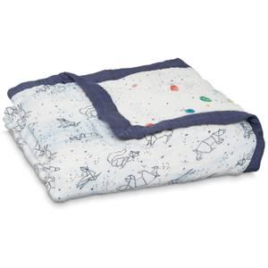 aden + anais Silky Soft Dream Blanket - Stargaze