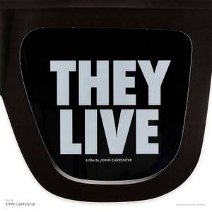 Death Waltz Recording Co. - They Live (Original Motion Picture Soundtrack) 180g LP