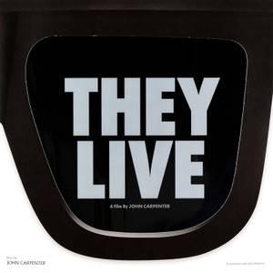 Death Waltz Recording Co. - They Live (Bande son originale) 180g LP