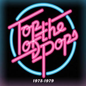 Various Artists - Top Of The Pops 1975 - 1979 LP