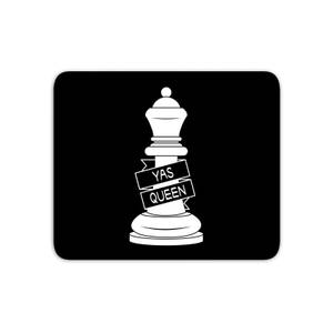 Queen Chess Piece Yas Queen Mouse Mat