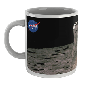 NASA Moon Mug