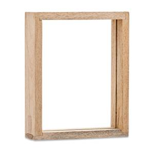 """Nkuku Indu Standing Wooden Frame - 8 x 10"""""""