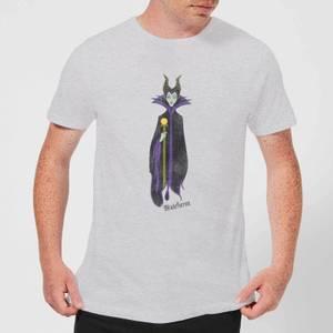 Disney Sleeping Beauty Maleficent Classic Men's T-Shirt - Grey