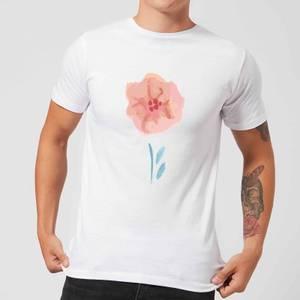 Flower 9 Men's T-Shirt - White