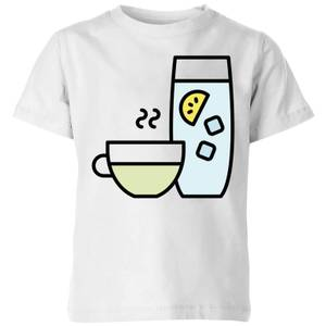 Cooking Cup Of Tea And Water Kids' T-Shirt