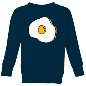 Cooking Fried Egg Kids' Sweatshirt