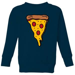 Cooking Pizza Slice Kids' Sweatshirt