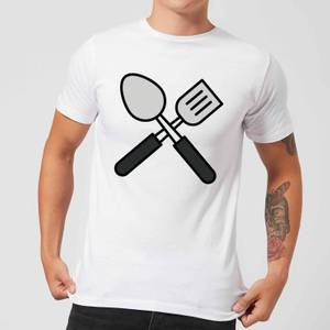Cooking Spatula And Spoon Men's T-Shirt