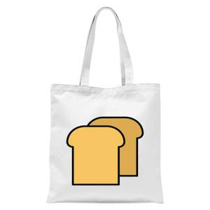 Cooking Toast Tote Bag
