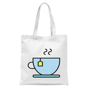 Cooking Cup Of Tea Tote Bag