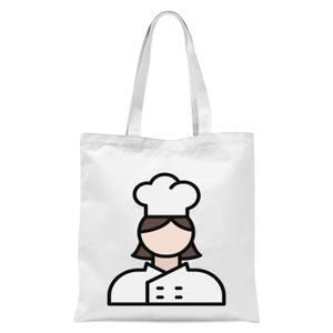 Cooking Cook Tote Bag