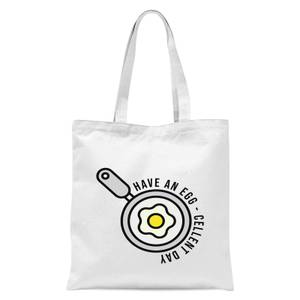 Cooking Have An Egg - Cellent Day Tote Bag