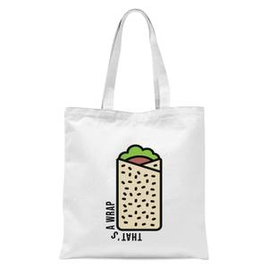 Cooking That's A Wrap Tote Bag