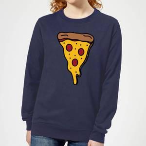 Cooking Pizza Slice Women's Sweatshirt