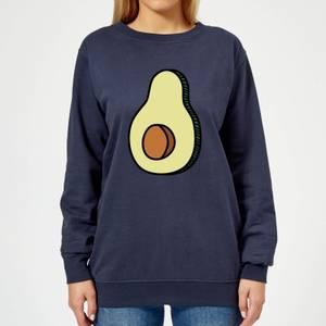Cooking Avocado Women's Sweatshirt