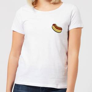 Cooking Small Hot Dog Women's T-Shirt